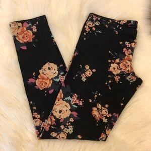 🆕 SO Floral Leggings